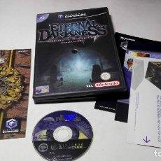 Videojuegos y Consolas: ETERNAL DARKNSS - SANITY´S REQUIEM ( NINTENDO GAMECUBE/WII-PAL- ESPAÑA) . Lote 97776667