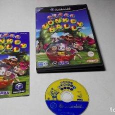 Videojuegos y Consolas: SUPER MONKEY BALL ( NINTENDO GAMECUBE/WII-PAL- ESPAÑA) . Lote 97776675