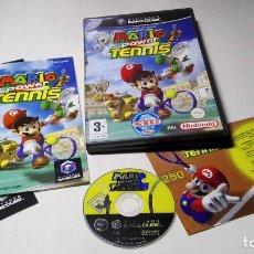 Videojuegos y Consolas: MARIO POWER TENNIS ( NINTENDO GAMECUBE/WII-PAL- ESPAÑA) . Lote 97776719
