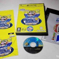 Videojuegos y Consolas: WARIOWARE, INC. : MEGA PARTY GAMES! ( NINTENDO GAMECUBE/WII-PAL- ESPAÑA) . Lote 97776739