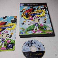 Videojuegos y Consolas: BOMBERMAN GENERATION ( NINTENDO GAMECUBE/WII-PAL- ESPAÑA) . Lote 97776775