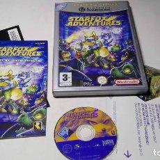 Videojuegos y Consolas: STARFOX ADVENTURES ( NINTENDO GAMECUBE/WII-PAL- ESPAÑA) . Lote 97776791