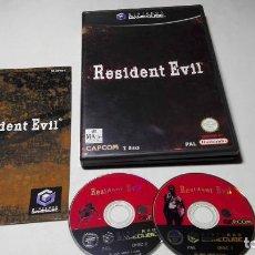 Videojuegos y Consolas: RESIDENT EVIL - REMAKE ( NINTENDO GAMECUBE/WII-PAL- UK). Lote 97776807