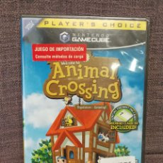 Videojuegos y Consolas: ANIMAL CROSSING SEALED US IMPORT GAME CUBE. Lote 98456411