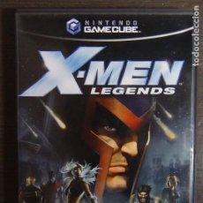 Videojuegos y Consolas: JUEGO NINTENDOCUBE X MEN LEGENDS. Lote 100304391