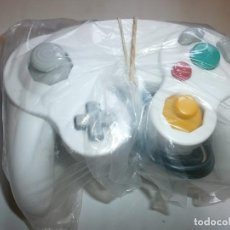 Videojuegos y Consolas: MANDO BLANCO GAME CUBE COMPATIBLE NINTENDO NUEVO. Lote 100551967