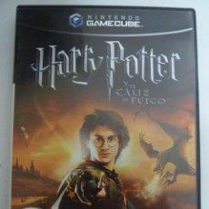 Videojuegos y Consolas: JUEGO - NINTENDO GAMEGUBE - HARRY POTTER Y EL CALIZ DE FUEGO. Lote 101682287