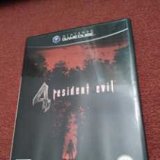 Videojuegos y Consolas: RESIDENT EVIL 4 GAME CUBE GAMECUBE NINTENDO PAL. Lote 101714834