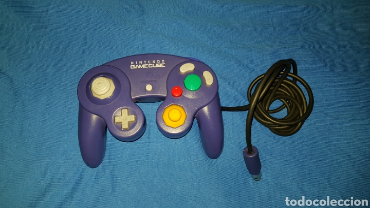 MANDO NINTENDO GAMECUBE NUEVO!! (Juguetes - Videojuegos y Consolas - Nintendo - Gamecube)