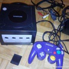 Videojuegos y Consolas: NINTENDO GAMECUBE + JUEGO + MANDO + MEMORY CARD (LEER DESCRIPCIÓN). Lote 102745271