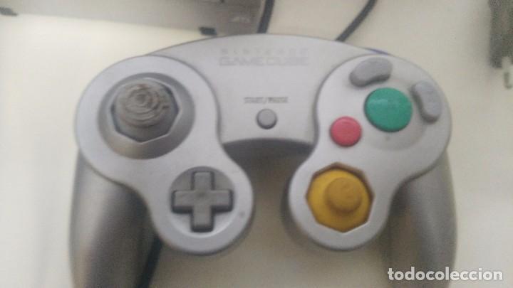 Videojuegos y Consolas: antigua nintendo game cube con juego de mario kart - Foto 8 - 103320043