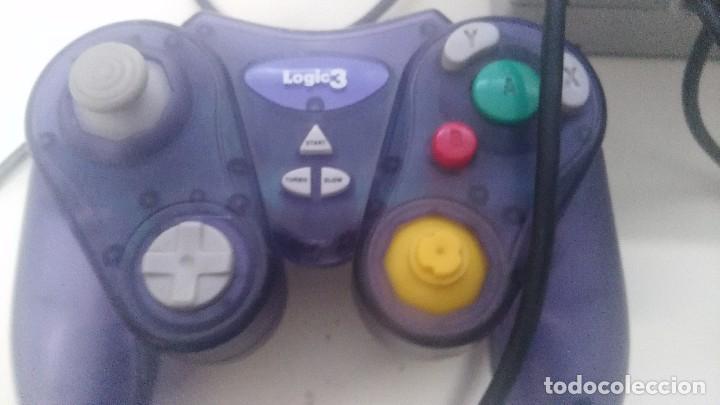 Videojuegos y Consolas: antigua nintendo game cube con juego de mario kart - Foto 11 - 103320043