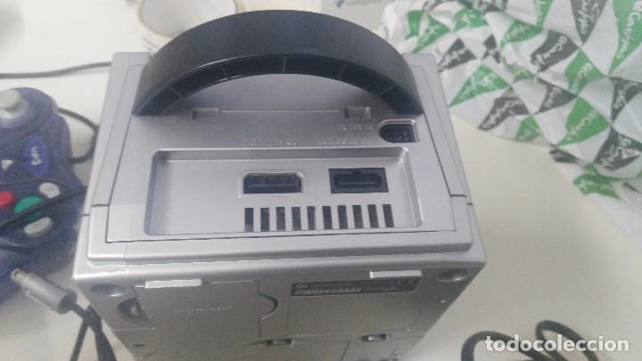 Videojuegos y Consolas: antigua nintendo game cube con juego de mario kart - Foto 13 - 103320043