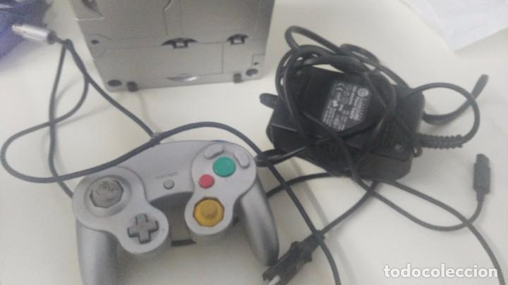 Videojuegos y Consolas: antigua nintendo game cube con juego de mario kart - Foto 14 - 103320043