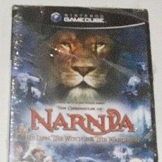 Videojuegos y Consolas: LAS CRÓNICAS DE NARNIA.EL LEON,LA BRUJA Y EL ARMARIO [TRAVELLER'S TALES] [2005] [NINTENDO GAMECUBE]. Lote 103614547