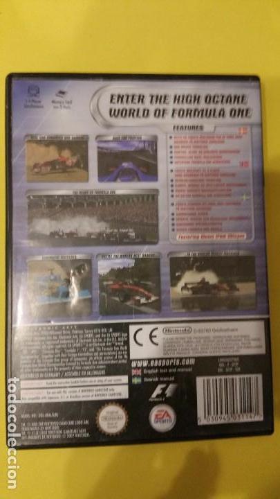 Videojuegos y Consolas: Juego de gamecube F1 2002 - Foto 2 - 103721603