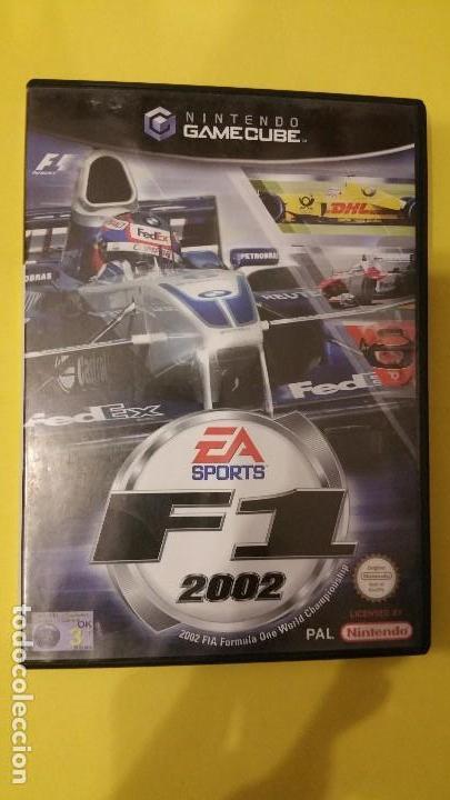 JUEGO DE GAMECUBE F1 2002 (Juguetes - Videojuegos y Consolas - Nintendo - Gamecube)