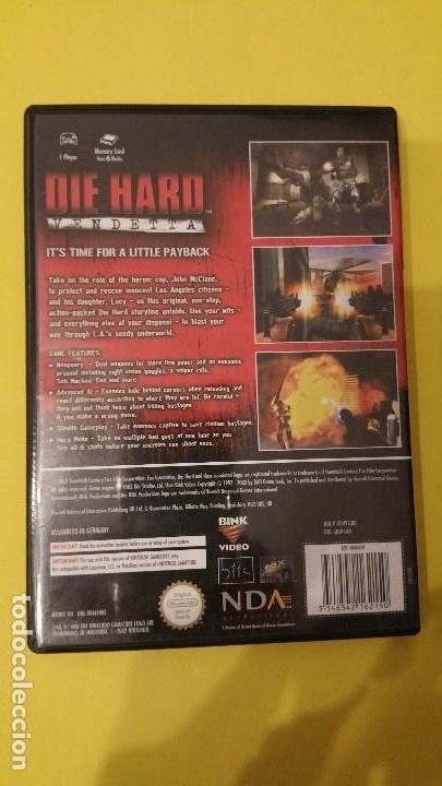 Videojuegos y Consolas: Juego gamecube, DIE HARD - Foto 2 - 103722431