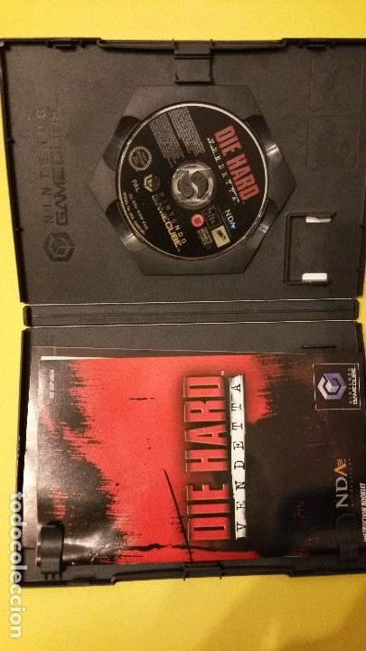 Videojuegos y Consolas: Juego gamecube, DIE HARD - Foto 3 - 103722431
