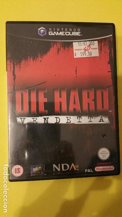 JUEGO GAMECUBE, DIE HARD (Juguetes - Videojuegos y Consolas - Nintendo - Gamecube)