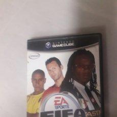 Videojuegos y Consolas: FIFA 2003 NINTENDO GAMECUBE GC PAL ESPAÑA COMPLETO. Lote 104639691