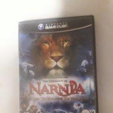 Videojuegos y Consolas: LAS CRONICAS DE NARNIA NINTENDO GAMECUBE GC PAL ESPAÑA SIN MANUAL. Lote 104645855
