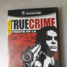Videojuegos y Consolas: TRUE CRIME STREETS OF LA NINTENDO GAMECUBE PAL UK. Lote 104768967