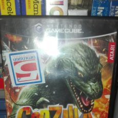 Videojuegos y Consolas: GODZILLA GAMECUBE. Lote 107530919