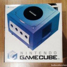 Videojuegos y Consolas: CONSOLA NINTENDO GAME CUBE GAMECUBE. NUEVA SIN ESTRENAR. PAL ESPAÑA.. Lote 109069147