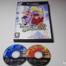 Videojuegos y Consolas: TALES OF SYMPHONIA ( NINTENDO GAMECUBE/WII-PAL- ESPAÑA) E13. Lote 109080047
