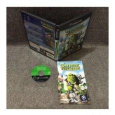 Videojuegos y Consolas: SHREK EXTRA LARGE NINTENDO GAME CUBE. Lote 111388599