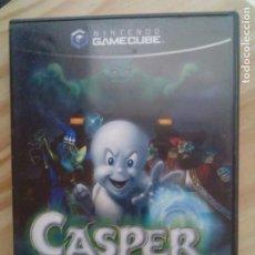 Videojuegos y Consolas: CASPER SPIRIT DIMENSIONS GAMECUBE (VER DESCRIPCIÓN). Lote 111885163