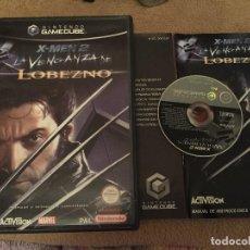 Videogiochi e Consoli: X-MEN 2 LA VENGANZA DE LOBEZNO XMEN II GC NGC NINTENDO GAMECUBE GAME CUBE KREATEN. Lote 112719207