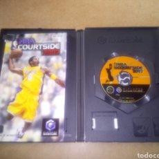 Videojuegos y Consolas: JUEGO DE NINTENDO GAMECUBE, NBA COURTSIDE 2002 COMPLETO CON INSTRUCCIONES. Lote 114954694