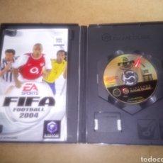 Videojuegos y Consolas: JUEGO DE NINTENDO GAMECUBE, FIFA FOOTBALL 2004. Lote 114954872