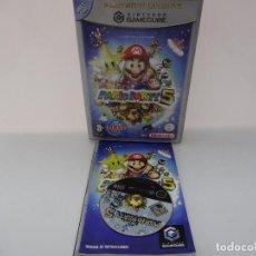 Videojuegos y Consolas: MARIO PÀRTY 5 GAMECUBE. Lote 115111311