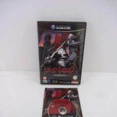 Videojuegos y Consolas: BLOOD OMEN 2 GAMECUBE. Lote 115125627
