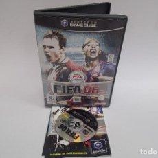 Videojuegos y Consolas: FIFA 06 GAMECUBE. Lote 115132947
