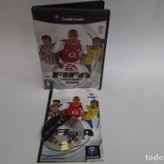 Videojuegos y Consolas: FIFA FOOTBALL 2004 GAMECUBE. Lote 115174027