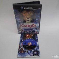 Videojuegos y Consolas: LAS CRONICAS DE NARNIA GAMECUBE. Lote 115174959