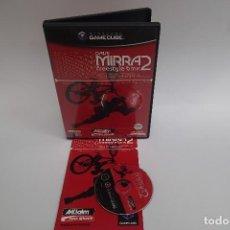 Videojuegos y Consolas: DAVE MIRRA FREESTYLE BMX 2 GAMECUBE. Lote 115189499
