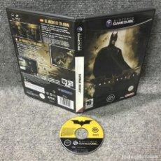Videojuegos y Consolas: BATMAN BEGINS GAME CUBE. Lote 115437776