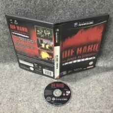 Videojuegos y Consolas: DIE HARD JUNGLA DE CRISTAL VENDETTA GAME CUBE. Lote 115437780