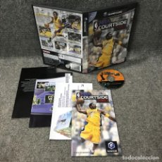 Videojuegos y Consolas: NBA COURSIDE 2002 GAME CUBE. Lote 115437852