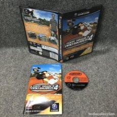 Videojuegos y Consolas: TONY HAWKS PRO SKATER 4 GAME CUBE. Lote 115437856