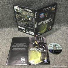 Videojuegos y Consolas: SPLINTER CELL GAME CUBE. Lote 115437860