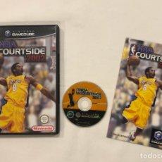 Videojuegos y Consolas: NBA COURTSIDE 2002, NINTENDO GAMECUBE, ORIGINAL. Lote 120254252