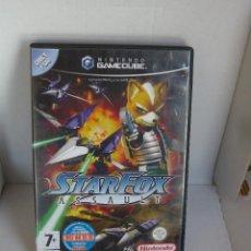 Videojuegos y Consolas: STARFOX ASSAULT (PAL ESPAÑA COMPLETO) DIFÍCIL. Lote 122438203