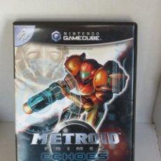 Videogiochi e Consoli: METROID PRIME 2 ECHOES (PAL ESPAÑA COMPLETO) DIFÍCIL. Lote 176587462