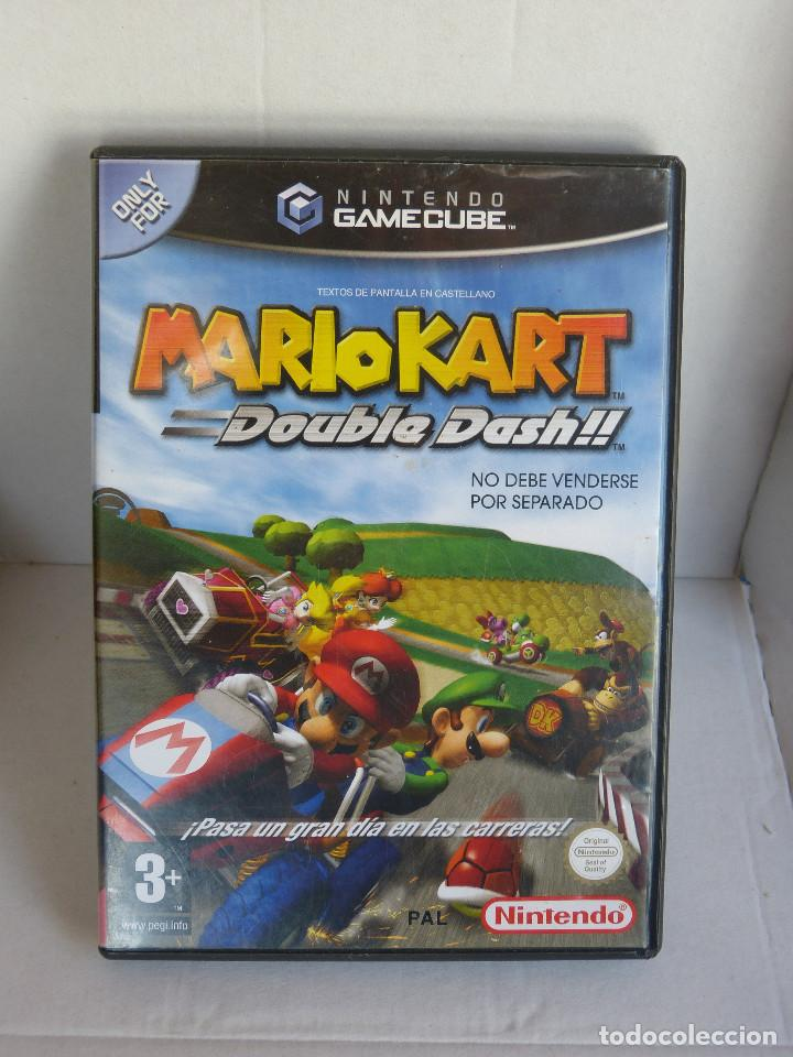 mario kart double dash gamecube price